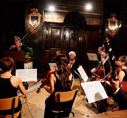 A. Vivaldi – Les Quatre Saisons récitées par Philippe Cantor