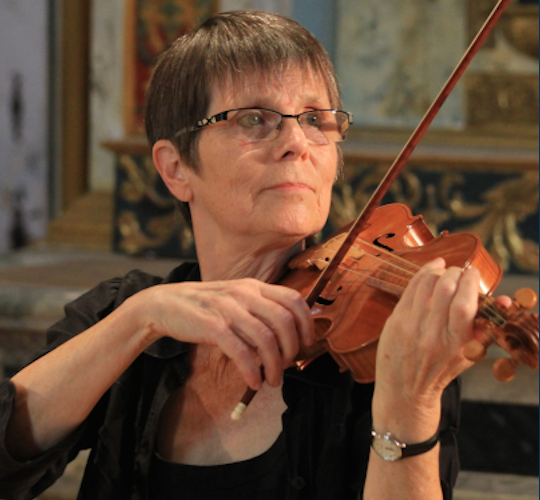 Reprise des concerts en live ! : 2 violons sans basse – G. Pugnani, J.M. L eclair, W.A. Mozart…