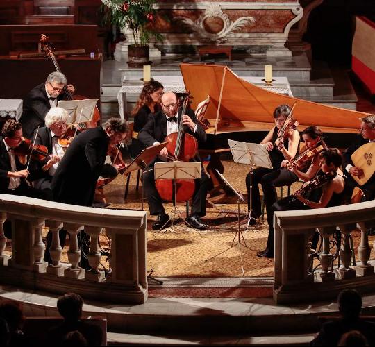 8ème concert de saison – Les concertos grosso op. 2 de Geminiani (intégrale)