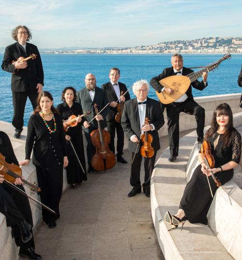 Les concerts de l'été : l'Ensemble joue les 4 saisons de Vivaldi